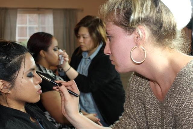 Bosso Beverly Hills Makeup BlogINTENSIVE MAKEUP TRAINING IN