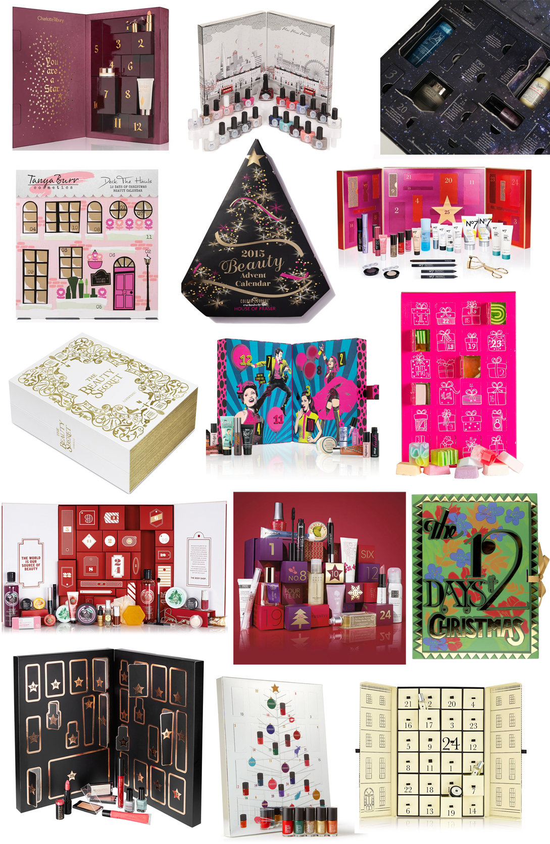 beauty-advent-calendars