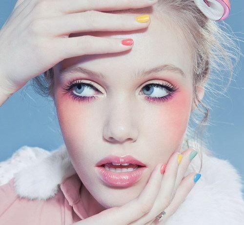 pastel-makeup-looks-7