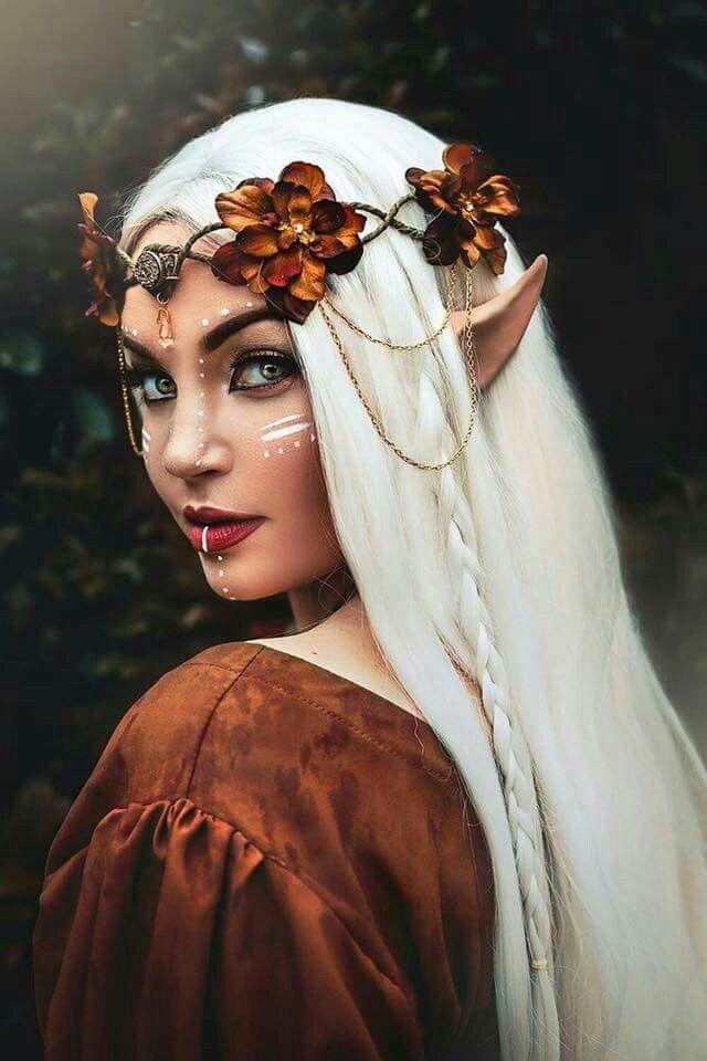 Dark Elf Makeup Tutorial Saubhaya Makeup