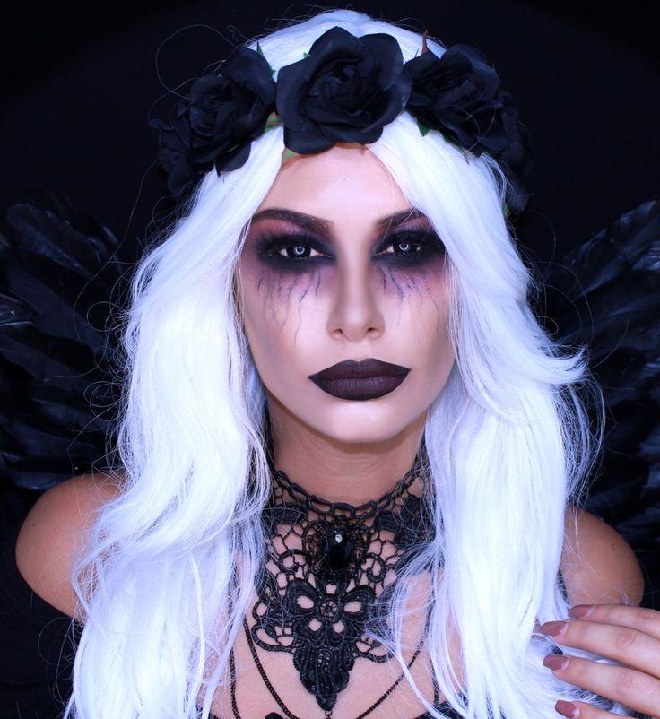 dark-angel-halloween-makeup
