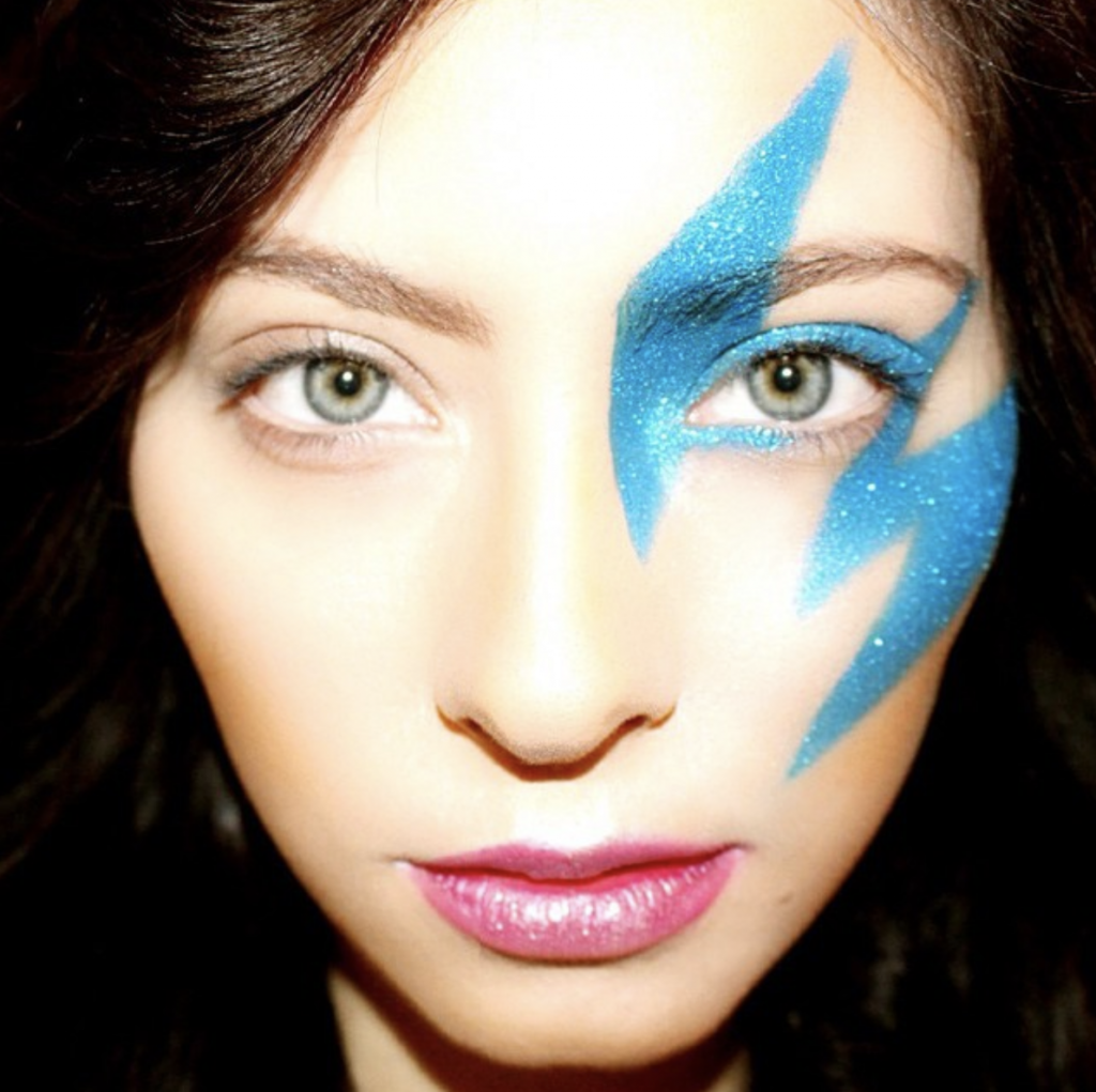 Bowies-Babe-Halloween-Makeup