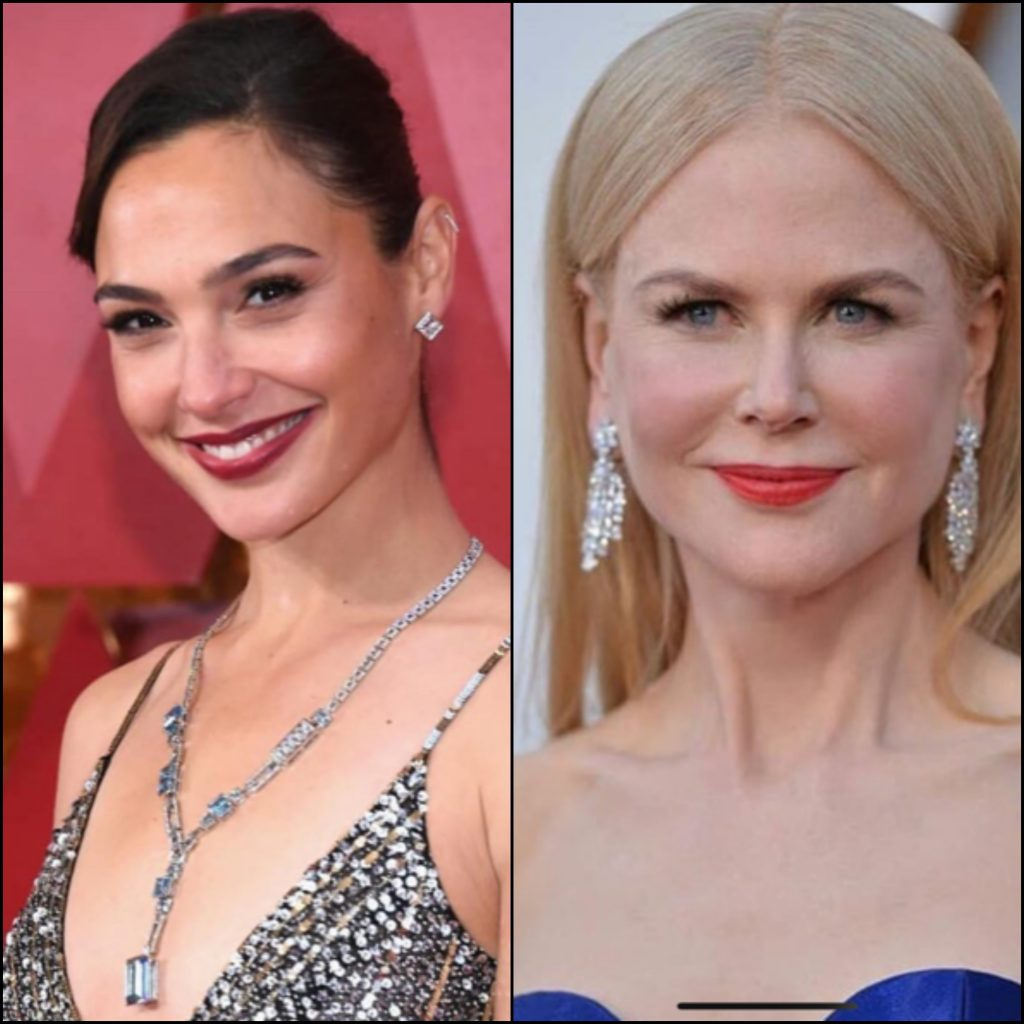 best makeup oscars 2018
