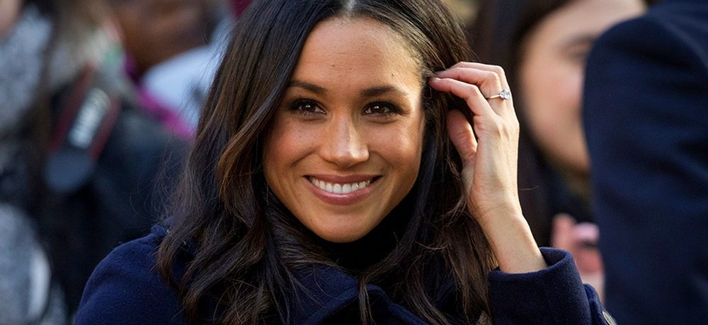 Meghan Markle makeup