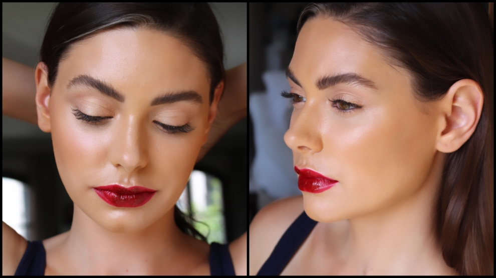 Airbrush Makeup In Los Angeles By