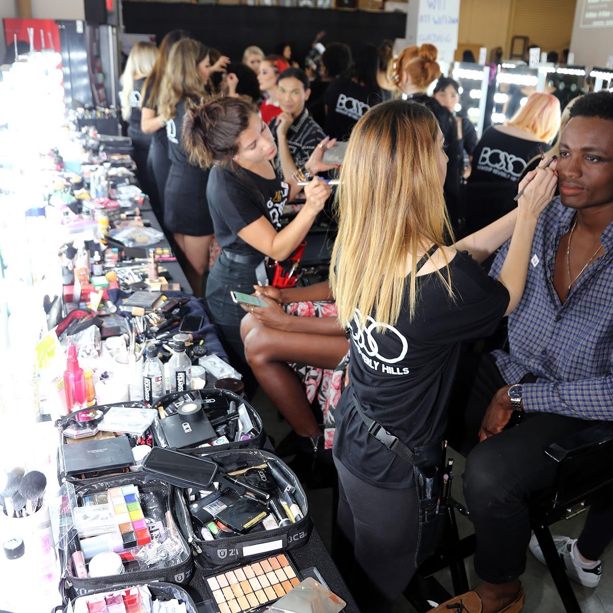 School For Makeup Artists